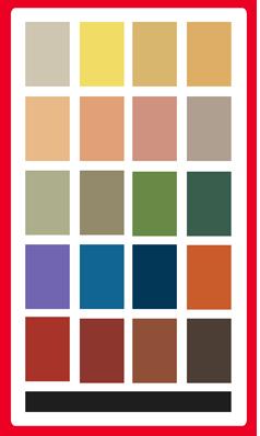 Martin daniel pinturas y adhesivos - Pintura exterior colores ...